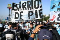 [Neuquén] 13/10 Barrios de Pie movilizará a casa de gobierno