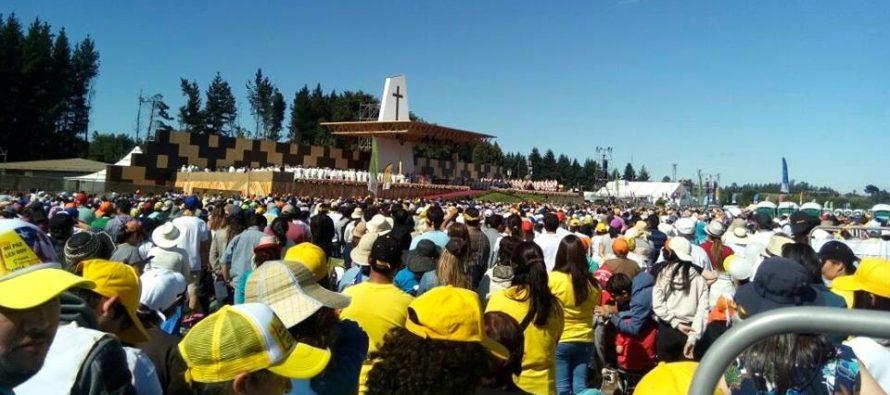 [Corrientes] BdP en Chile, el aporte de las organizaciones a la Paz