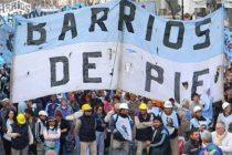 """[Chaco] """"El Movimiento Barrios de Pie fue recibido por el Gobernador de la Provincia Domingo Peppo"""""""