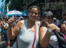 Barrios de Pie adhirió al paro y marcha de ATE