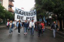 [Tucumán] Barrios de Pie marchó a la Gerencia de Empleo por falta de pagos