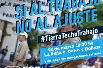 """[Mar del Plata] Instalan ollas populares frente a la Gecal: """"Si al Trabajo, No al Ajuste"""""""