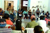 [San Nicolás] Se llevó adelante el Pre Encuentro Regional de Barrios de Pie