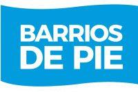 Silvia Saravia nueva Coordinadora Nacional de Barrios de Pie