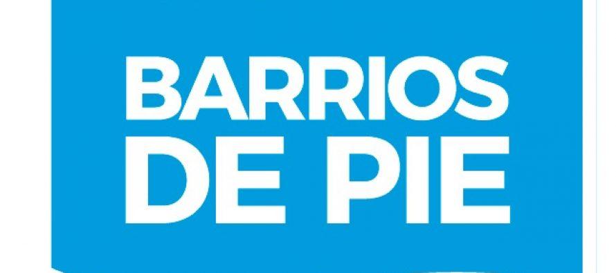 Barrios de Pie participa de la Marcha de Velas