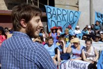 [Mendoza] Barrios de Pie es parte de Libres de Sur