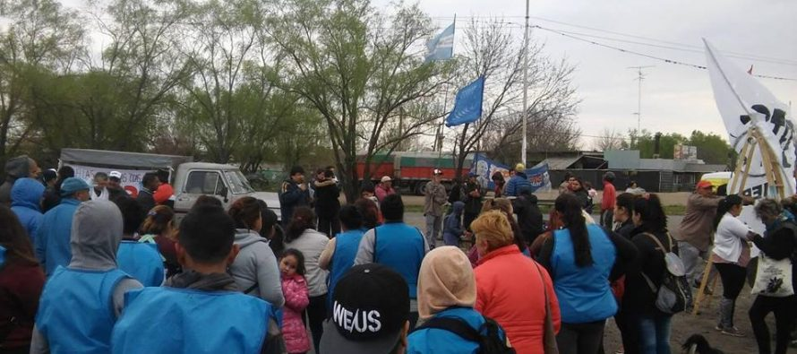 [Pergamino] Se llevó adelante la jornada de protesta