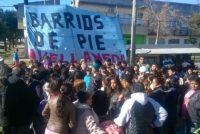 30/6 Barrios de Pie irá a la Cámara de Supermercadistas