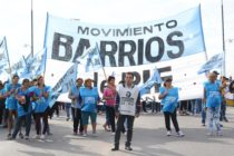 [Tucumán] Con ollas populares Barrios de Pie denuncia malnutrición infantil