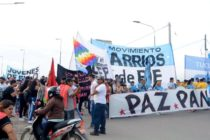 [Tucumán] Barrios de Pie participó de la jornada nacional de CTA y sumó sus reclamos
