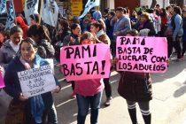 [Santiago del Estero] Barrios de Pie y centros de jubilados se movilizaron al PAMI