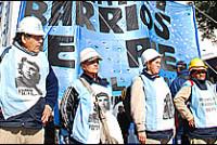 Barrios de Pie desmiente haber participado del corte en la Bs As-La Plata