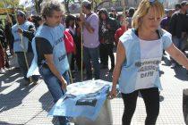 Barrios de Pie juntará donaciones en Carlos Paz