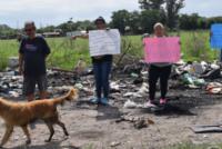 [Mar del Plata] Vecinos en alerta por basural