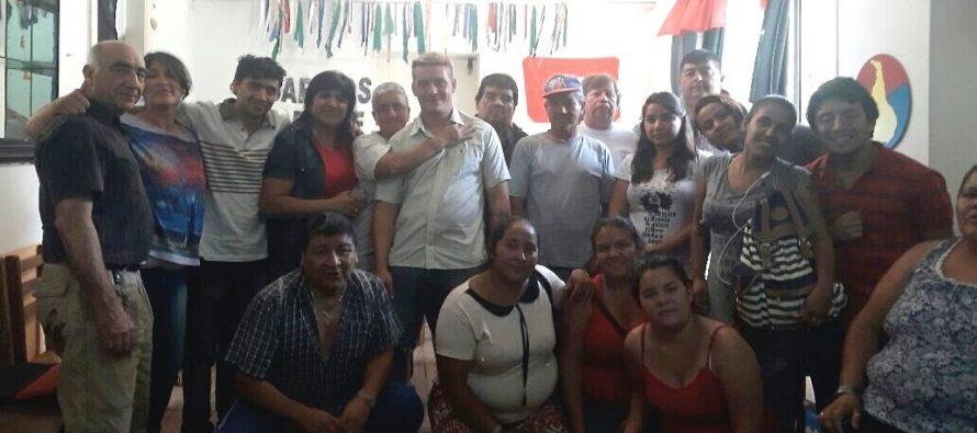 [San Fernando] Barrios de Pie y CTEP convocaron a la marcha del 13/12
