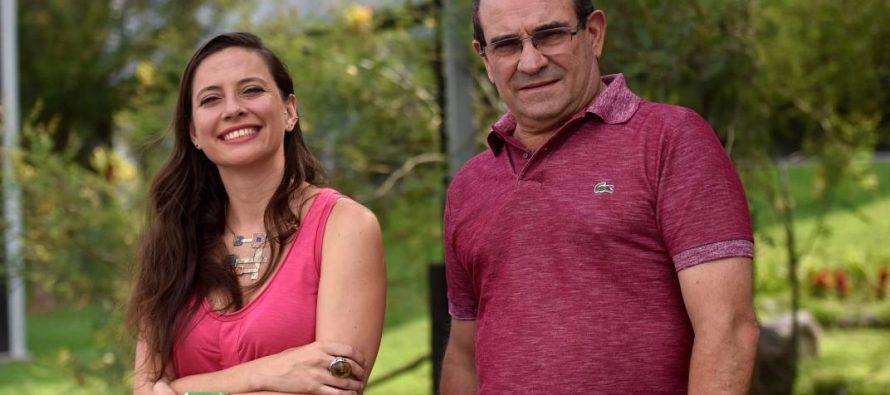 """Para Libres del Sur Macri y Cristina """"son dos proyectos agotados""""."""