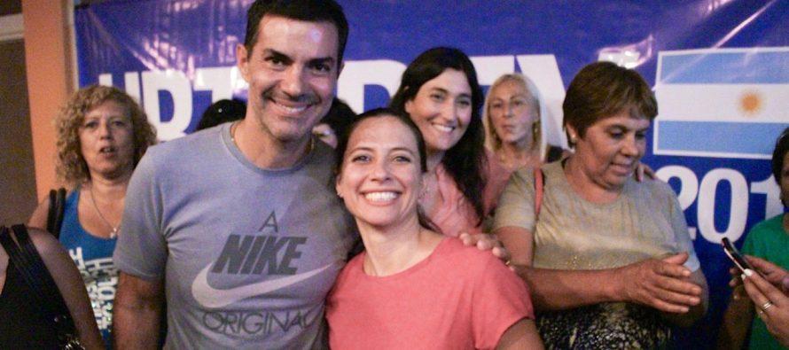 [Córdoba] Betiana Cabrera F. participó de un encuentro organizado por Urtubey