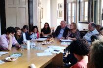 Diputados de Libres del Sur se reunieron con la Pastoral por declaracion de emergencia social
