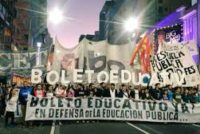 [CABA] El boleto educativo gratuito debe incluir a universitarios y docentes