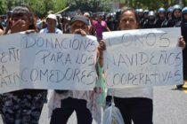 18/12 Barrios de Pie se moviliza por el Bono de Fin de Año