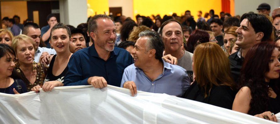 [Mendoza] Cornejo brindó con Libres del Sur
