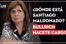 [La Plata] #DesaparicióndeSantiagoMaldonado: movilizamos a Plaza de Mayo