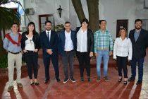 [San Luis] San Luis Unido presentó a sus candidatos para las próximas elecciones municipales