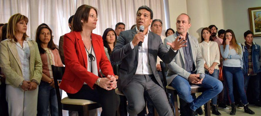"""[Neuquén] """"Proponemos un frente con el PJ, FN y FIT para ganarle a Macri en la provincia"""""""