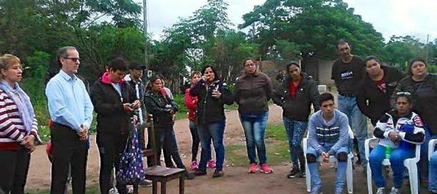 [Chaco] Martínez expuso su proyecto para brindarle más seguridad a todos los  saenzpeñenses