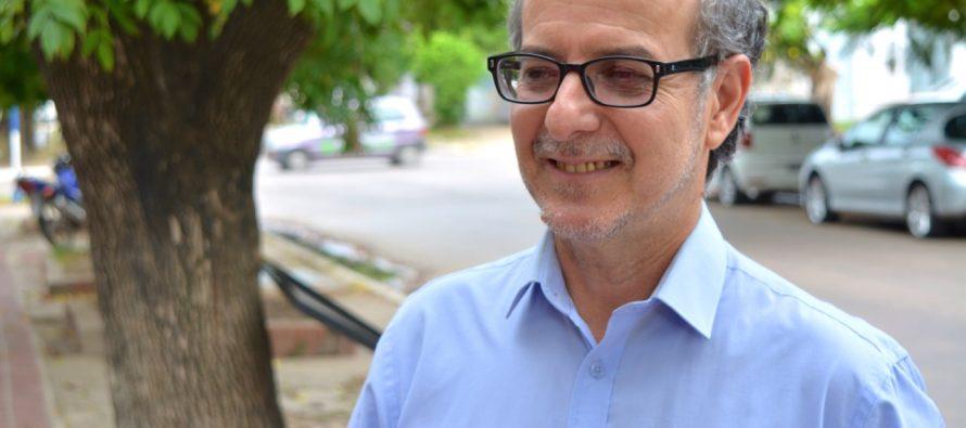 [Chaco] Carlos Martínez propone utilizar la boleta única de papel