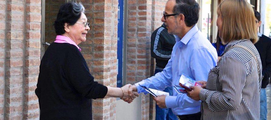 [Chaco] Progresistas sigue difundiendo sus ideas por el interior del Chaco