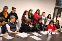 [La Plata] Multisectorial de Mujeres presentó proyecto Casa Sandra Ayala Gamboa