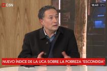 Jorge Ceballos analiza el impacto de la crisis en los barrios