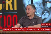 Jorge Ceballos en C5N
