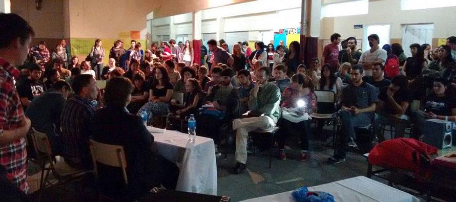 [La Matanza] Jorge Ceballos debatió  junto a otros candidatos a diputados en La Matanza