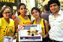 [CABA] Campaña Pirotecnia Cero: Ceballos reúne 5000 firmas