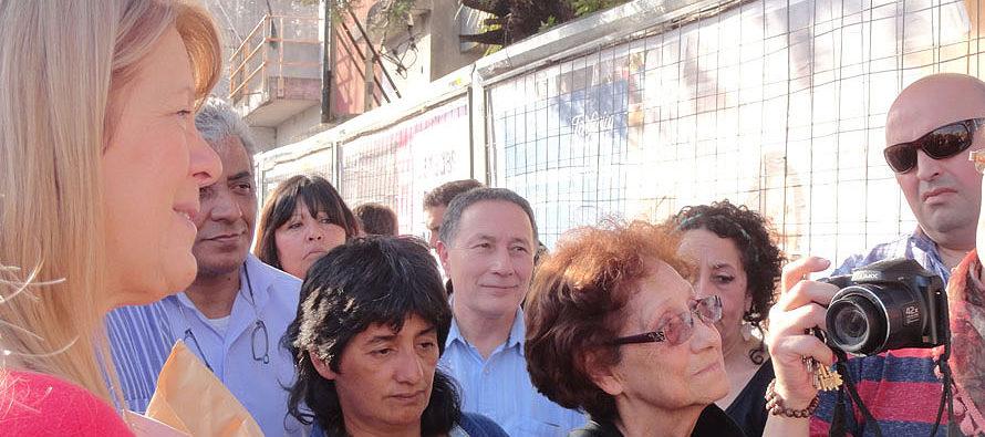 [Bs. As.] Jorge Ceballos y Stolbizer en Turdera