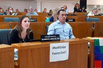 [Neuquén] Declaran día municipal contra la violencia de género