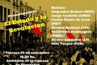 """Centenario de la Revolución de Octubre. Presentan """"El Estado y la Revolución""""."""