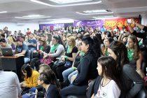 [La Plata] Mujeres debaten por el aborto