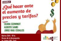 [Tigre] Hoy Samid, Ceballos y Schwindt sobre aumento de precios y tarifas
