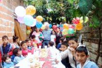 [Neuquén] Circulo infantil de Barrios de Pie y escuela comparten desayuno solidario