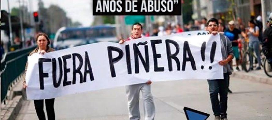 """[Pergamino] """"Nuestra solidaridad para con el pueblo chileno"""