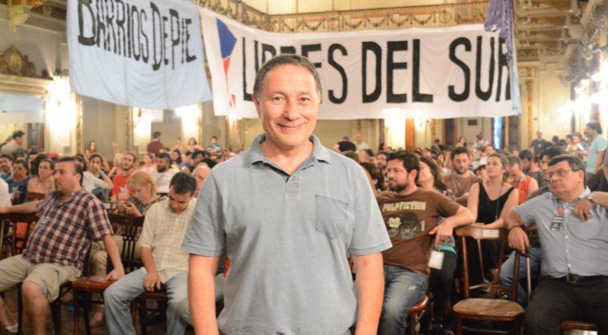 Jorge Ceballos nuevo secretario general