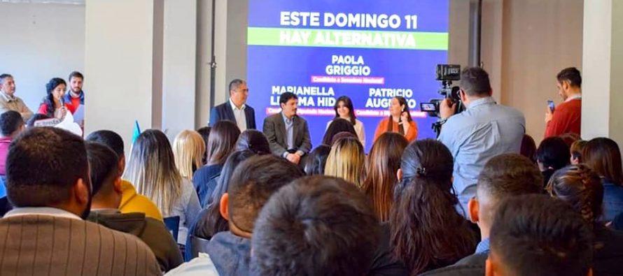 [Santiago del Estero] Consenso Federal realizó el cierre de campaña con presentación de propuestas