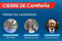 [Chaco] Cierre de Campaña de Consenso Federal.