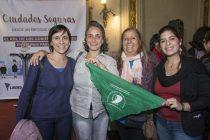 """Saravia: """"En el territorio celebramos que se vuelva a presentar el proyecto de ley de IVE"""""""