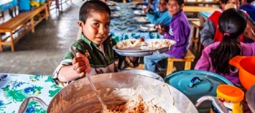 [Pergamino] El hambre y la pobreza se reproducen en forma exponencial como el coronavirus.