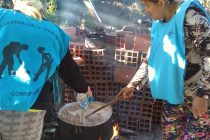 [Corrientes] Barrios de Pie Corrientes intensifica el trabajo en comedores comunitarios
