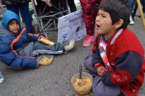 Barrios de Pie entregará al Papa estudio sobre situación nutricional
